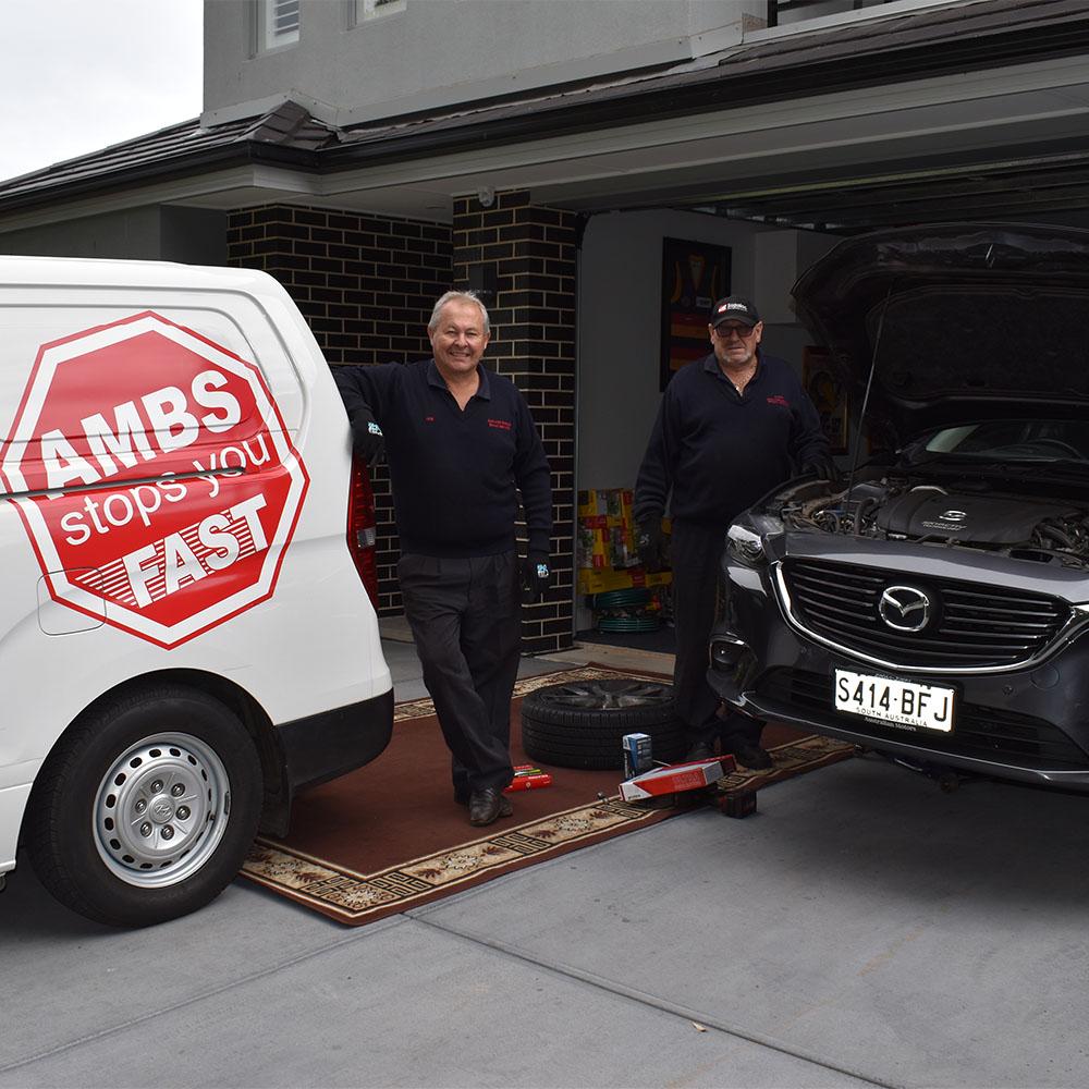 Adelaide Mobile Brakes